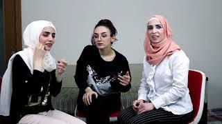 AE game ep1|تحدي المسلسلات السورية|ضيفة جديدة!!!