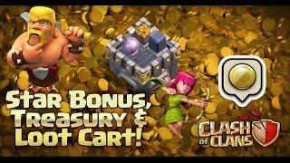 Bonus de compra y bonus de estrellas | Sneak Peek | Clash of Clans