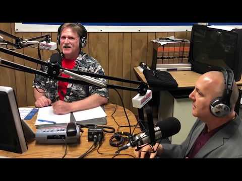 Messianic Rabbi Zev Porat with Pastor Carl Gallups  LIVE in studio - Forbidden Passages?