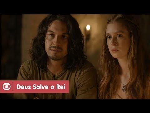 Deus Salve O Rei: capítulo 56 da novela, quarta, 14 de março, na Globo