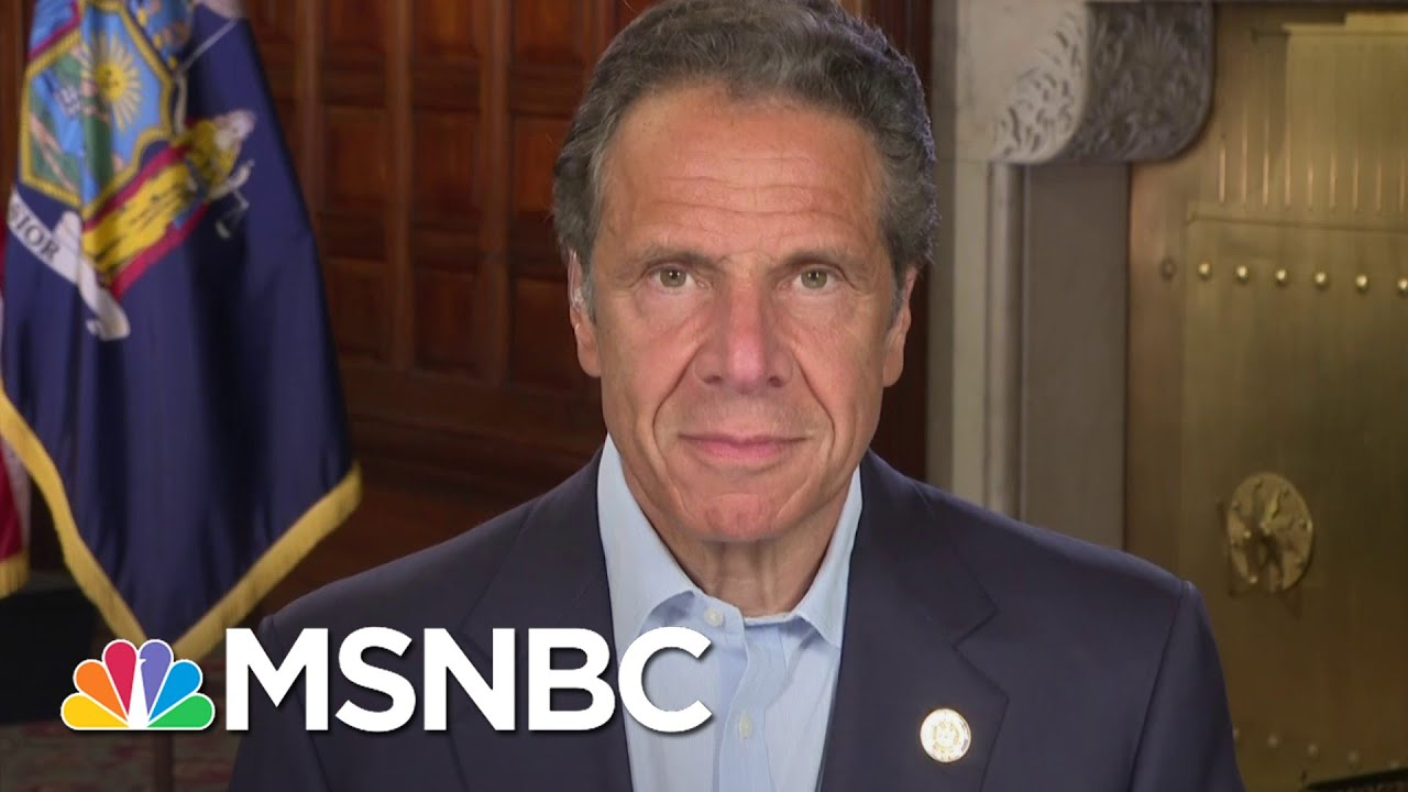 """Cuomo on Nursing Home Deaths: """"Everyone Did the Best They ..."""