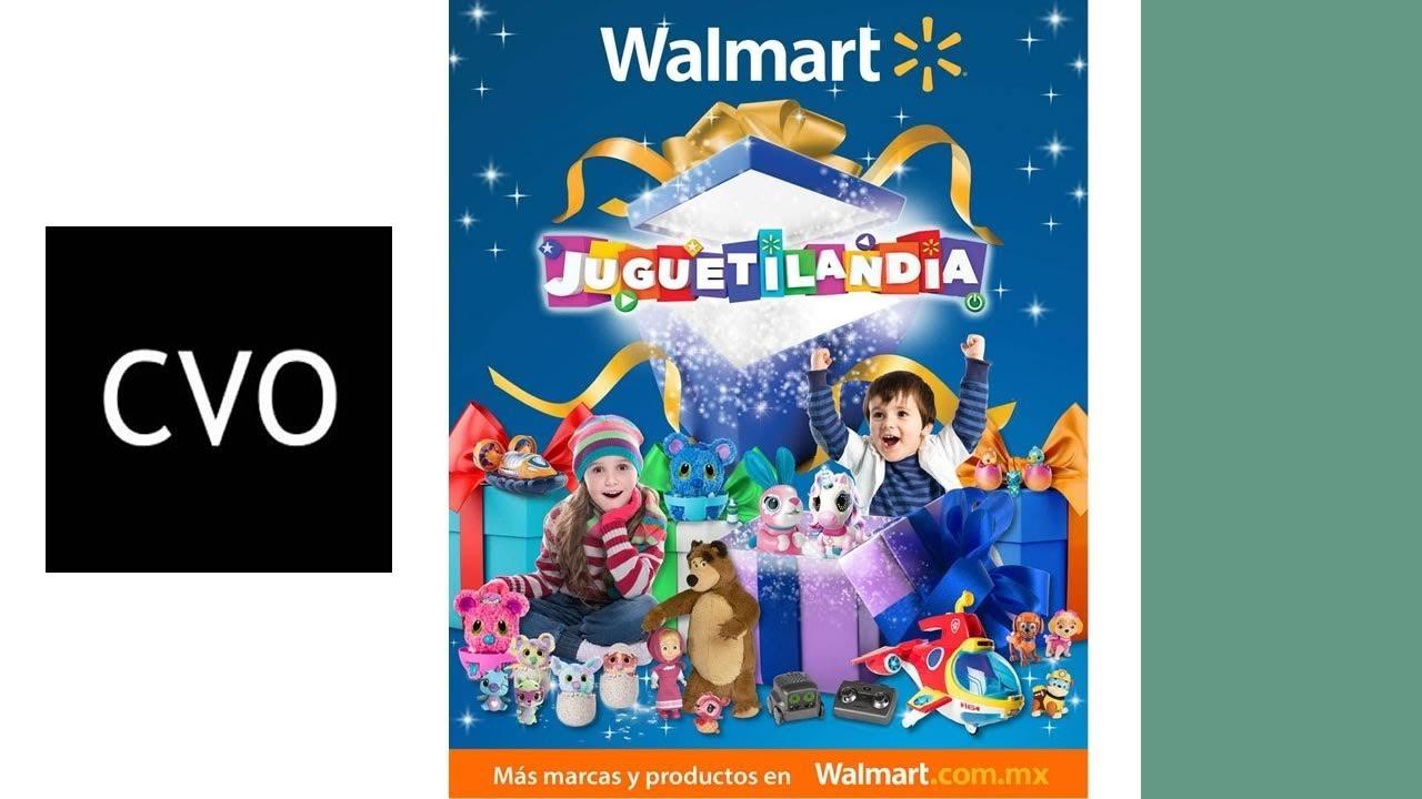 Catalogo De Juguetes Juguetilandia De Walmart Navidad 2018 Mexico