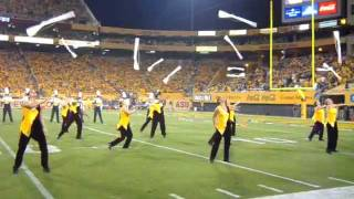 ASU Colorguard- Rifle Line