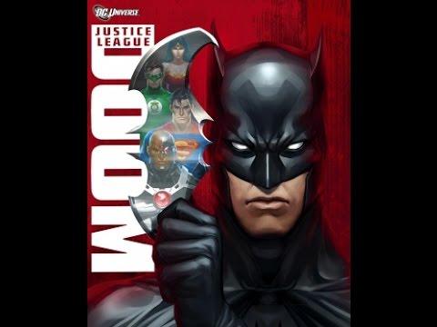 Justice League Doom Movie Review