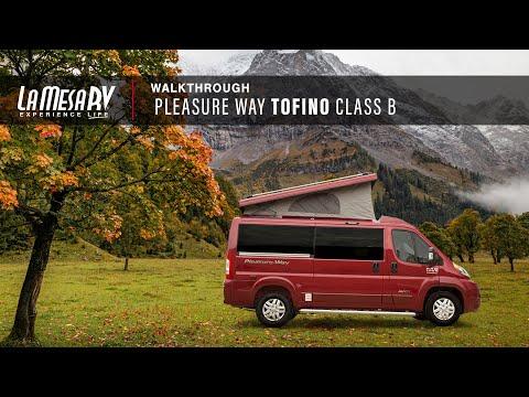 Pleasure Way - Tofino - Walk Around Tour - The Camper Van for You!