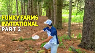 Disc Golf Battle with Paul McBeth & Ben Askren | Part 2
