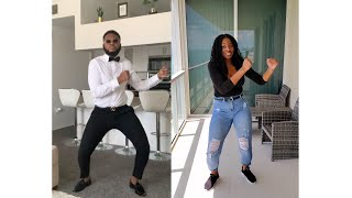 #MABECHALLENGE From Cameroon (Rate her dance out of 10)