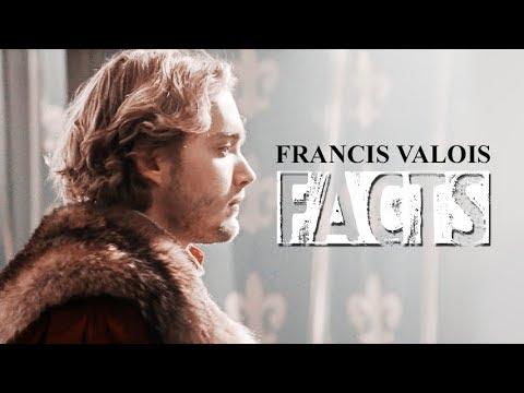 Francis Valois (with Mary Stuart) | Facts