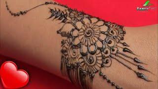 💘WOW💘 Amazing Backhand Mehndi Design 💔 How to Apply Mehndi 💔 Latest Mehndi