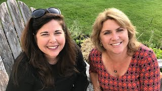 Thrills and Chills in the Air with Lisa Unger and Lisa Gardner