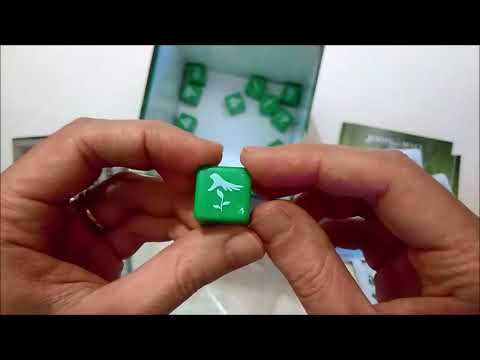 [Disinscatola] - 19 - DiceWar: Roots of Mali (unboxing) by fabiofiol