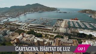 Cartagena. Hábitat de Luz. Capítulo I - La urdimbre humana