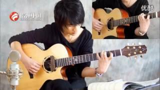 Thiết huyết đan tâm - Anh hùng xạ điêu OST || guitar solo || reupload