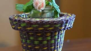 Кашпо для цветочного горшка