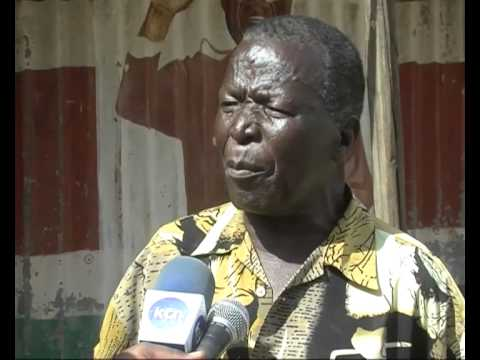 Senior chief of Nyawita in Kisumu brief the media ...