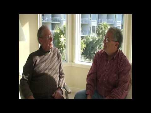 """William E. """"Popeye"""" Conrad Interview Part 1 of 2"""