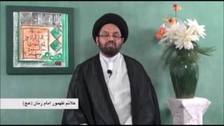 The Sings Of Reappearance Of The IMAM MAHDI AJTF Part 21 By Allama Syed Shahryar Raza Abidi