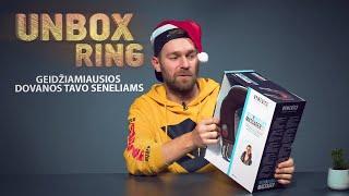 GEIDŽIAMIAUSIOS DOVANOS SENELIAMS   Unbox Ring apžvalga