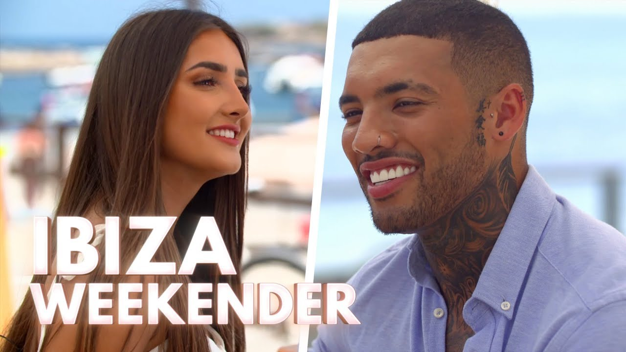 Callum Pops the Big Question to Riva | Ibiza Weekender