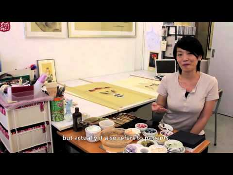Schoeni Art Gallery, Hong Kong Artists Part 1, Cheung Wai Man Eunice