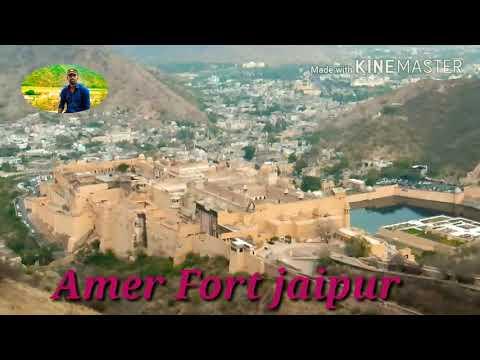 Amer Fort Jaipur (Teri Galiyan Flute Ringtone )