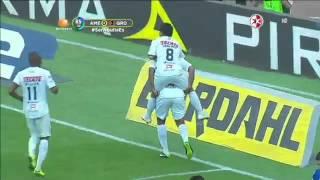 América 0 Querétaro 4 J-14 Clausura 2015