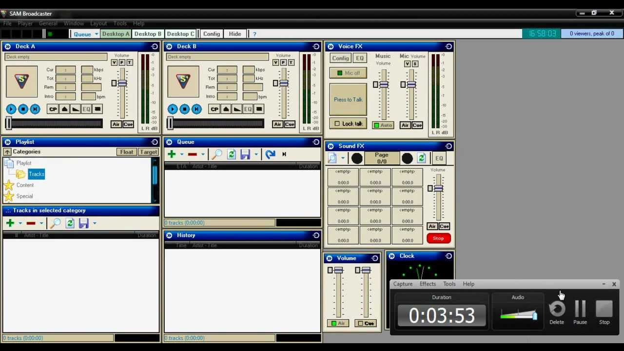 sam broadcaster full download