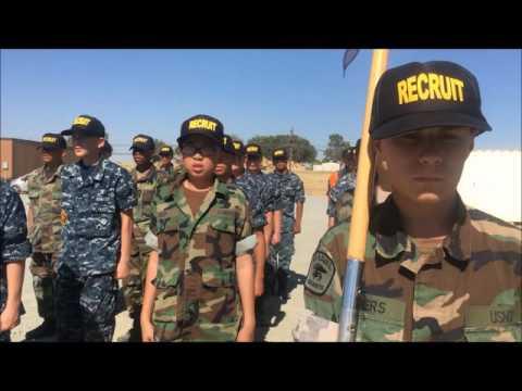 Region 12 Recruit Training Camp Parks 2016