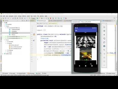 SQLite Database Tutorial  SQLite Android Tutorial  SQ