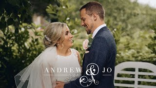 Andrew & Jo Wedding Video • Great Tythe Barn, Tetbury (September 27th 2019)