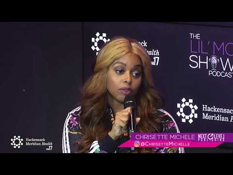 Ep 17 - The Lil' Mo Show - Podcast | Chrisette Michele Talks Trump Inauguration & Her Secret Wedding