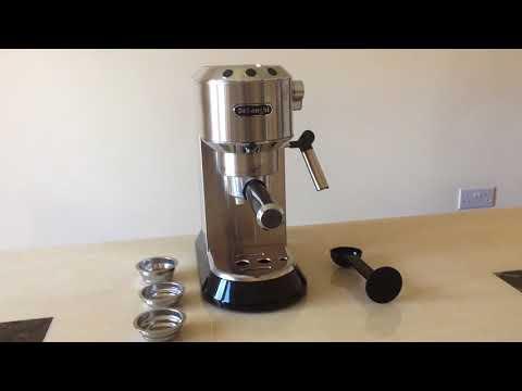 Best Coffee Machine under £200 - Delonghi Dedica Espresso Machine