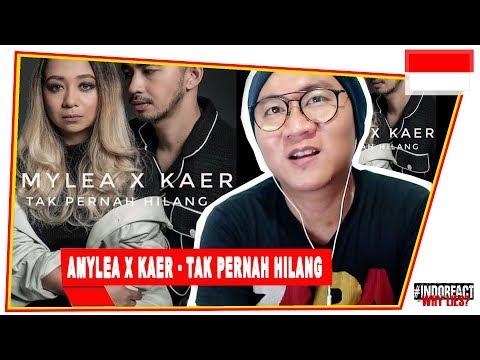 AMYLEA Feat. KAER - Tak Pernah Hilang (OST NUR) #INDOREACT