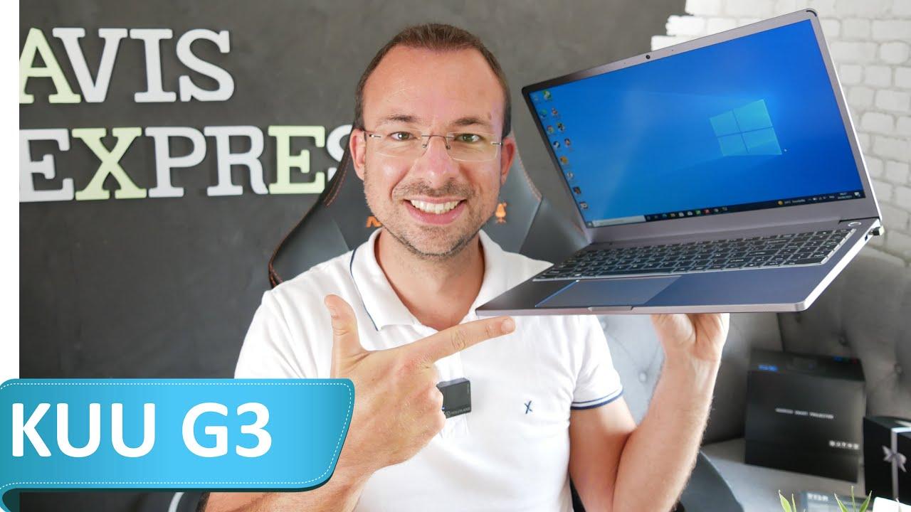 Download Avec le G3, KUU muscle fortement ses PC portables