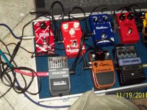 d518ebcc890 Van Halen Sound Pedalboard Project Part 1 - YouTube