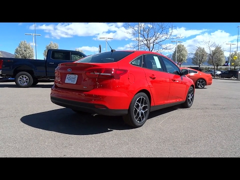 2017 Ford Focus Salt Lake City, Murray, South Jordan, West Valley City, West Jordan, UT 40544
