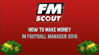 How to Make Money during Pre-Season in Football Manager 2016
