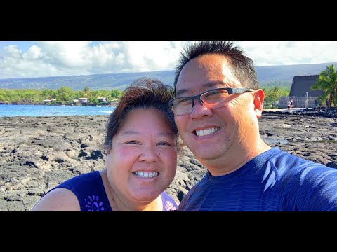 Kailua-Kona, HI!   Big Island Adventure