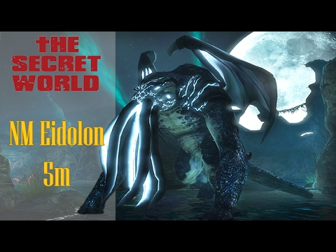 The Secret World: raid Eidolon Nightmare 5m - Dps PoV