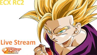 DBZ: ESF ECX RC2 - Birthday Special - (PC Live Stream)