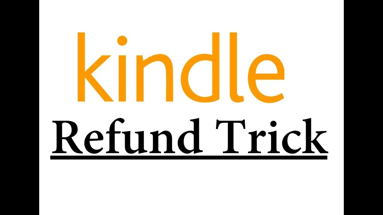 Audible Trick: Refund Kindle ebooks for even more Audible savings!