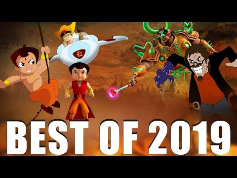 green-gold-kids---top-10-videos-of-2019-|-best-of-2019-|-chhota-bheem-|-hindi-cartoon-for-kids