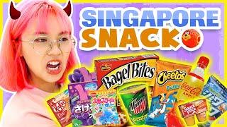 Đừng đi siêu thị cùng Misthy phiên bản ở Singapore || THY ƠI MÀY ĐI ĐÂU ĐẤY ???