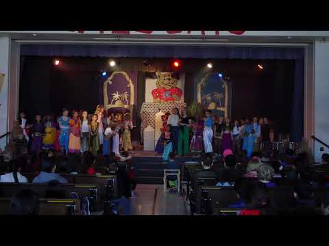 ALADDIN JR. presented by the Altamont Creek Elementary School on January 24, 2020