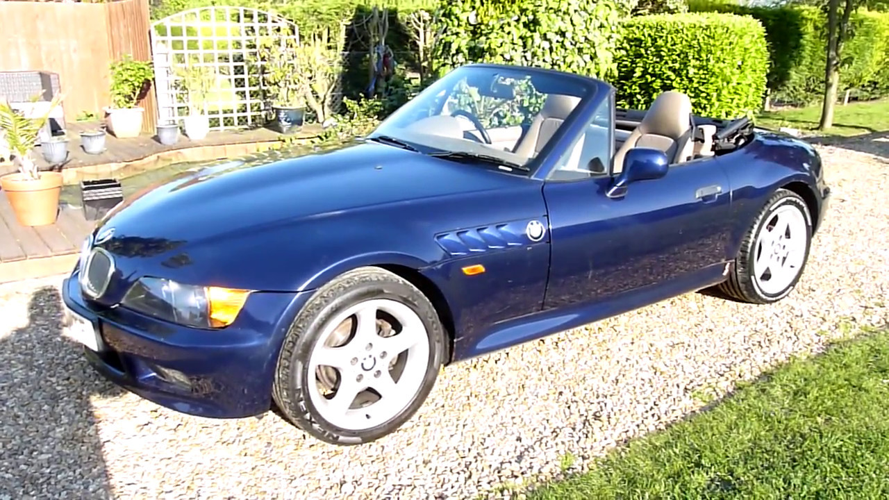 Video Review Of 1998 Bmw Z3 1 9 Roadster For Sale Sdsc