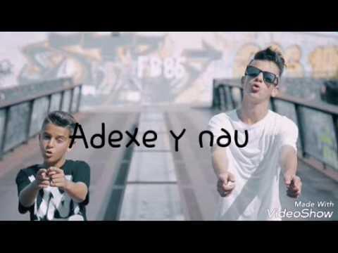 Tu y Yo - Adexe y nau (letra)