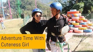 Adventure Time With Oye It's Prank Team in Rishikesh | Oye It's SRK