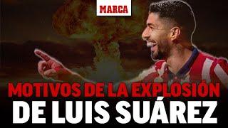 Luis Suárez, más pistolero que nunca I MARCA