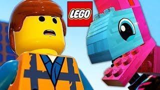 POTWÓR Z LEGO NISZCZY MIASTO | LEGO PRZYGODA 2 GRA #2