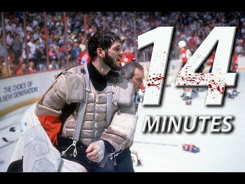 14 More Minutes of Pissed Off Goalies